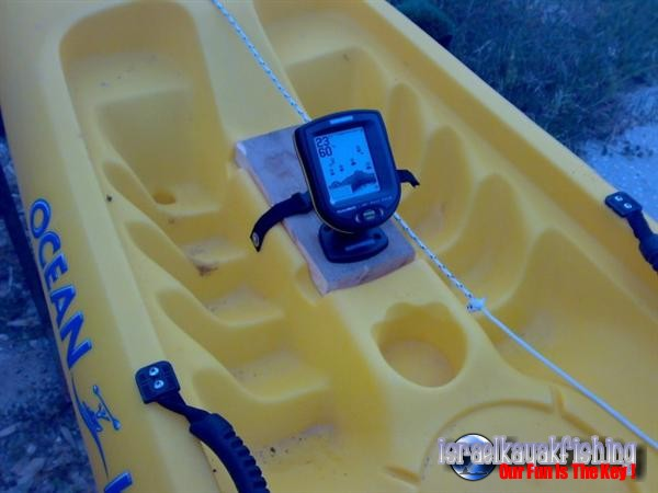 Fish Finder rigging